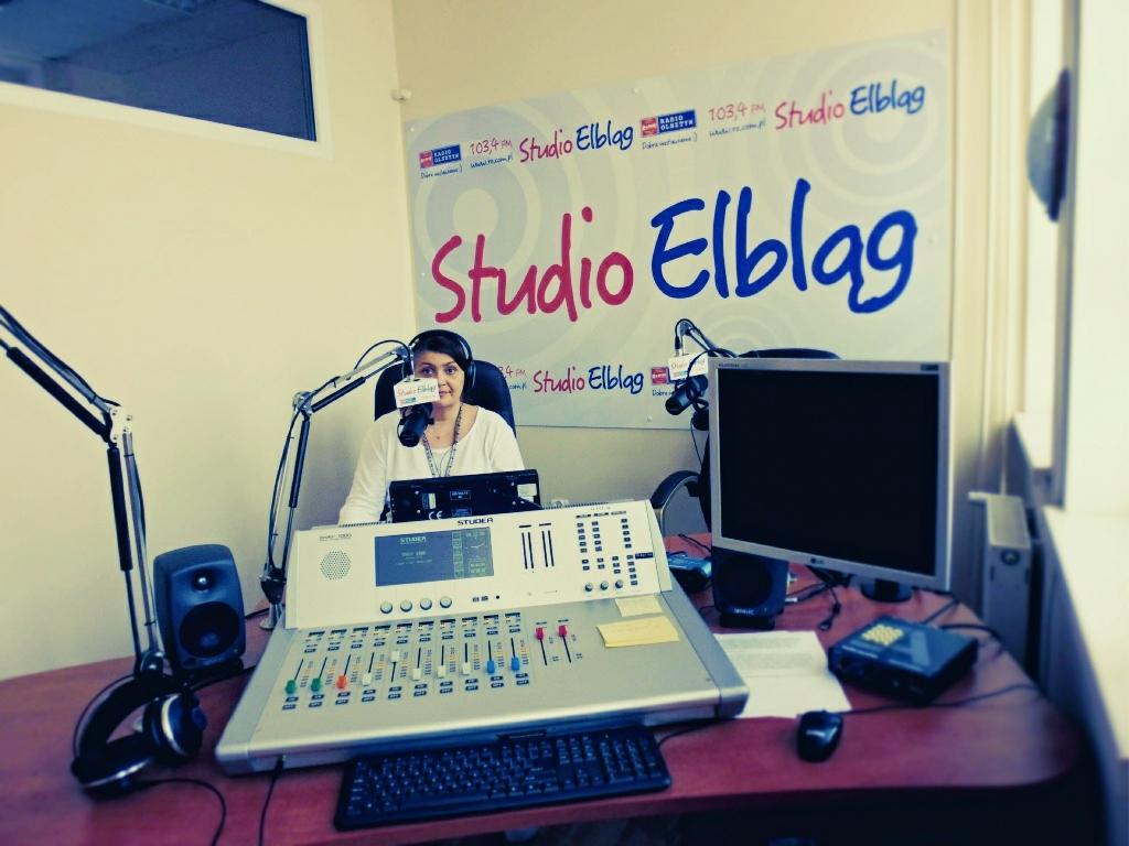 Radio jest nieocenione – nowe studio w Elblągu