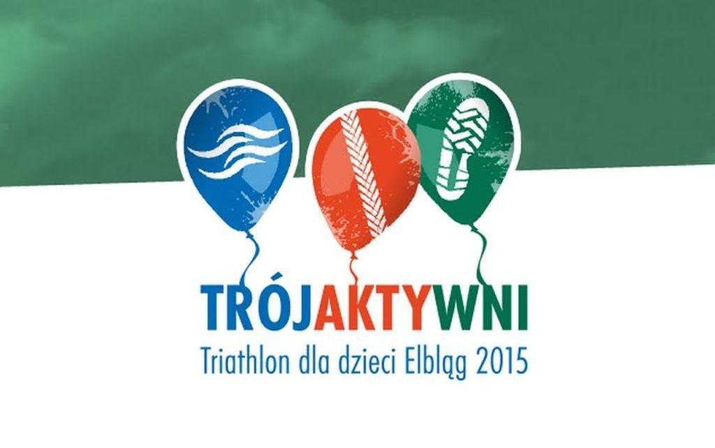 Elbląg: Trójaktywni, czyli zawody triathlonowe dla dzieci w Bażantarni