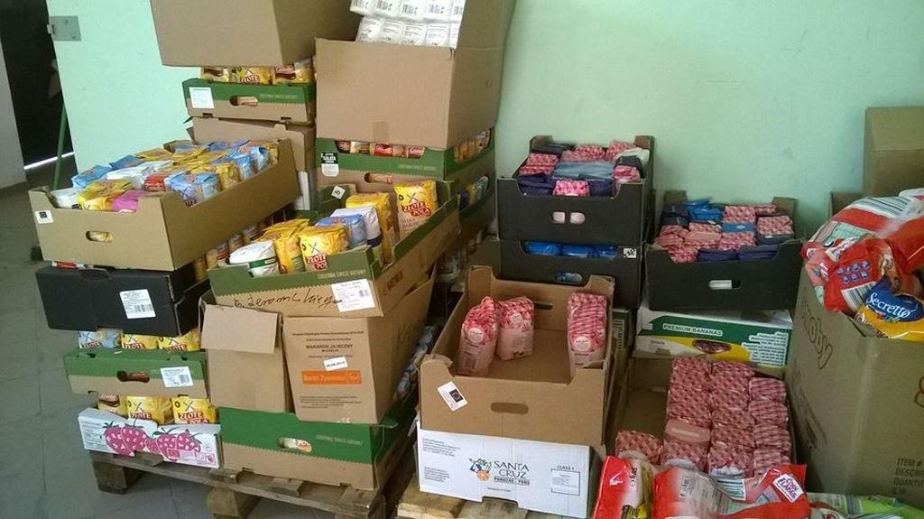 """Elbląg: Akcja """"Podziel się posiłkiem"""" za nami. W Elblągu udało się zebrać 4 tony żywności"""