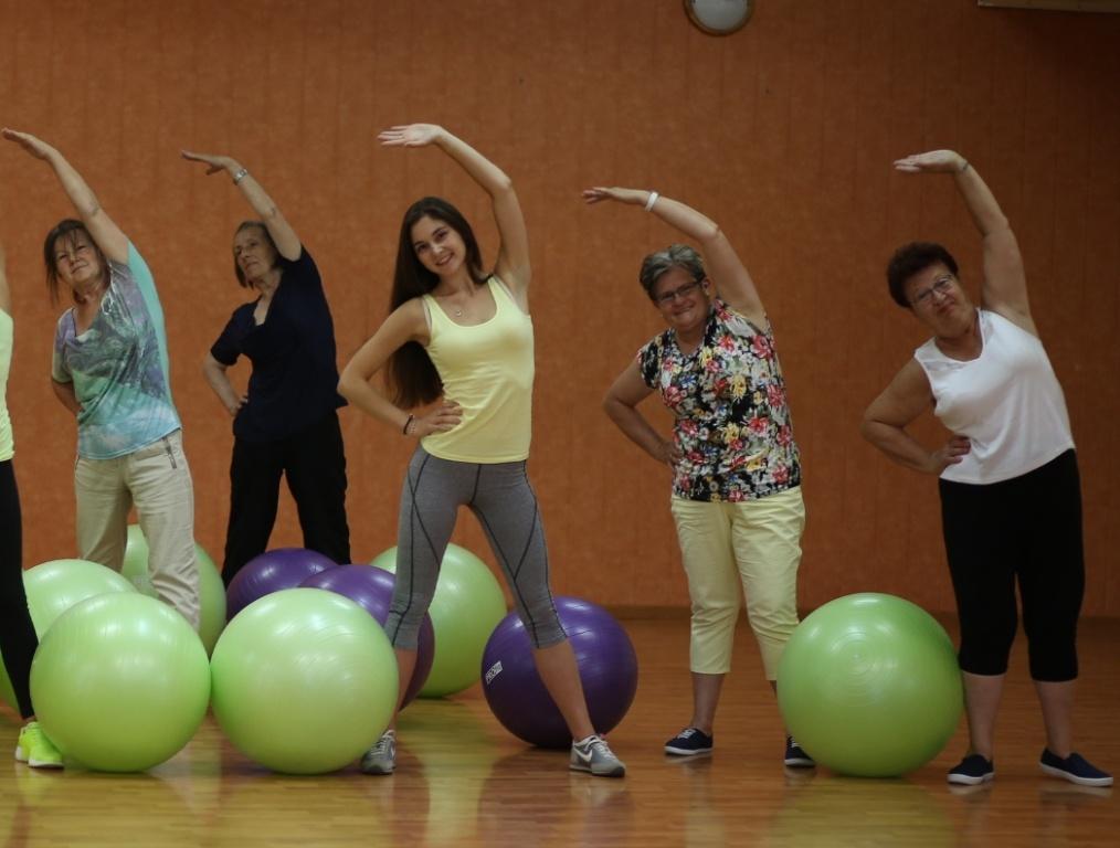 Senior: Pilates – zajęcia dla seniorów