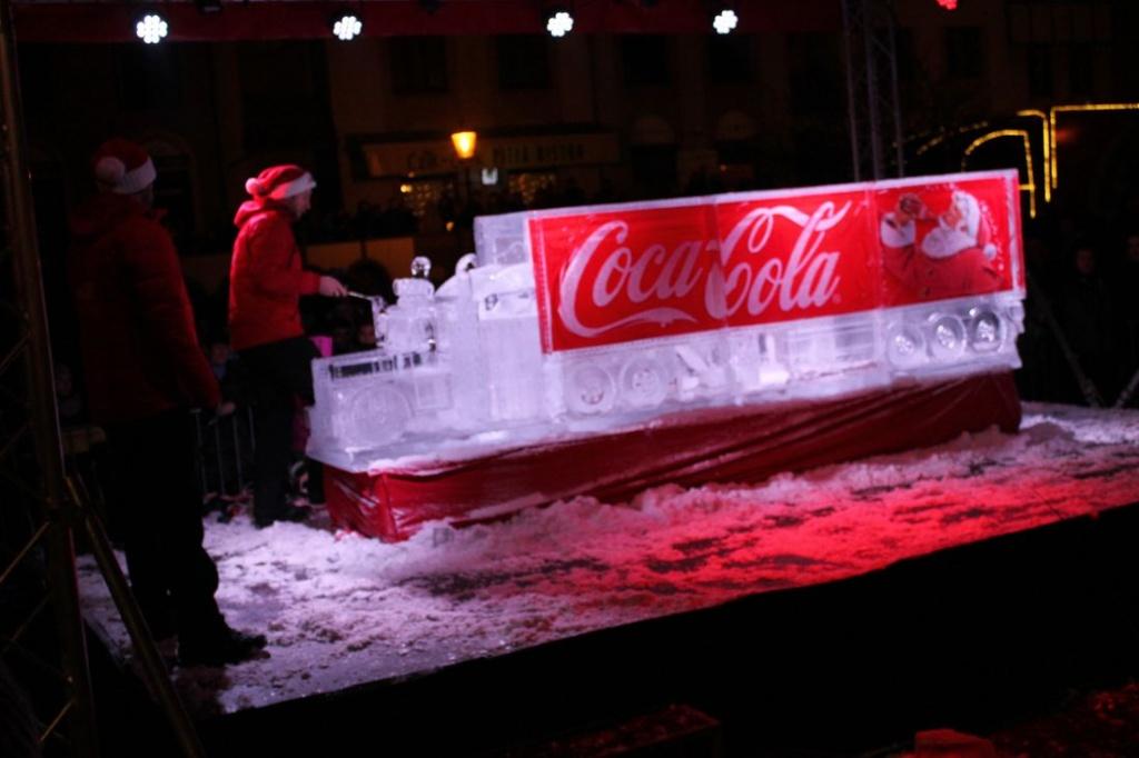 Elbląg: Konwój świąteczny przyciągnął tłumy