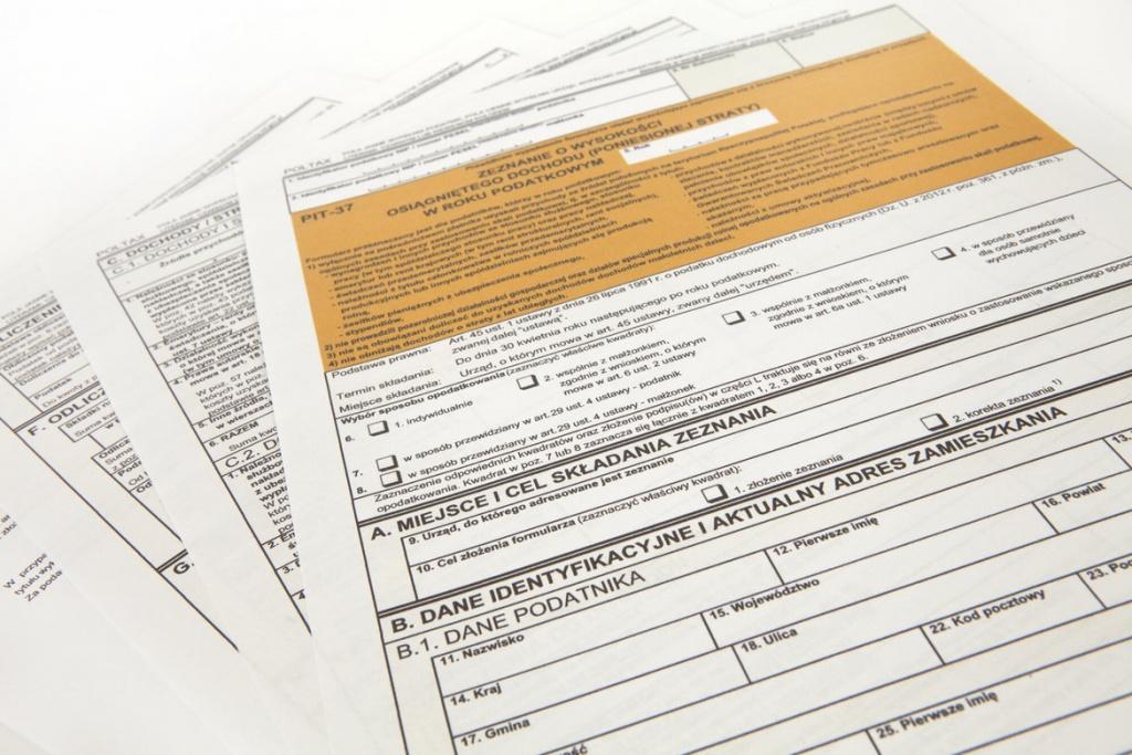 Elbląg: Pomogą seniorom wypełnić zeznanie podatkowe