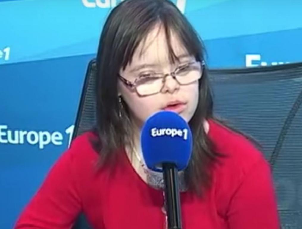 PasjONaci: Pogodynka z zespołem Downa – poznajcie Mélanie