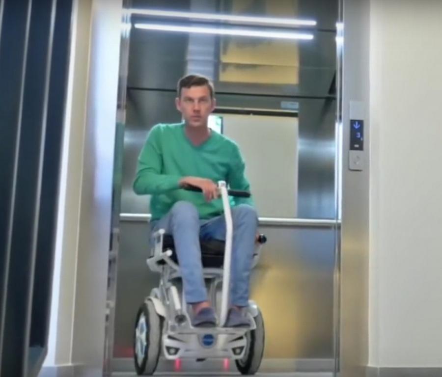 PasjONaci: Wózek do zadań specjalnych