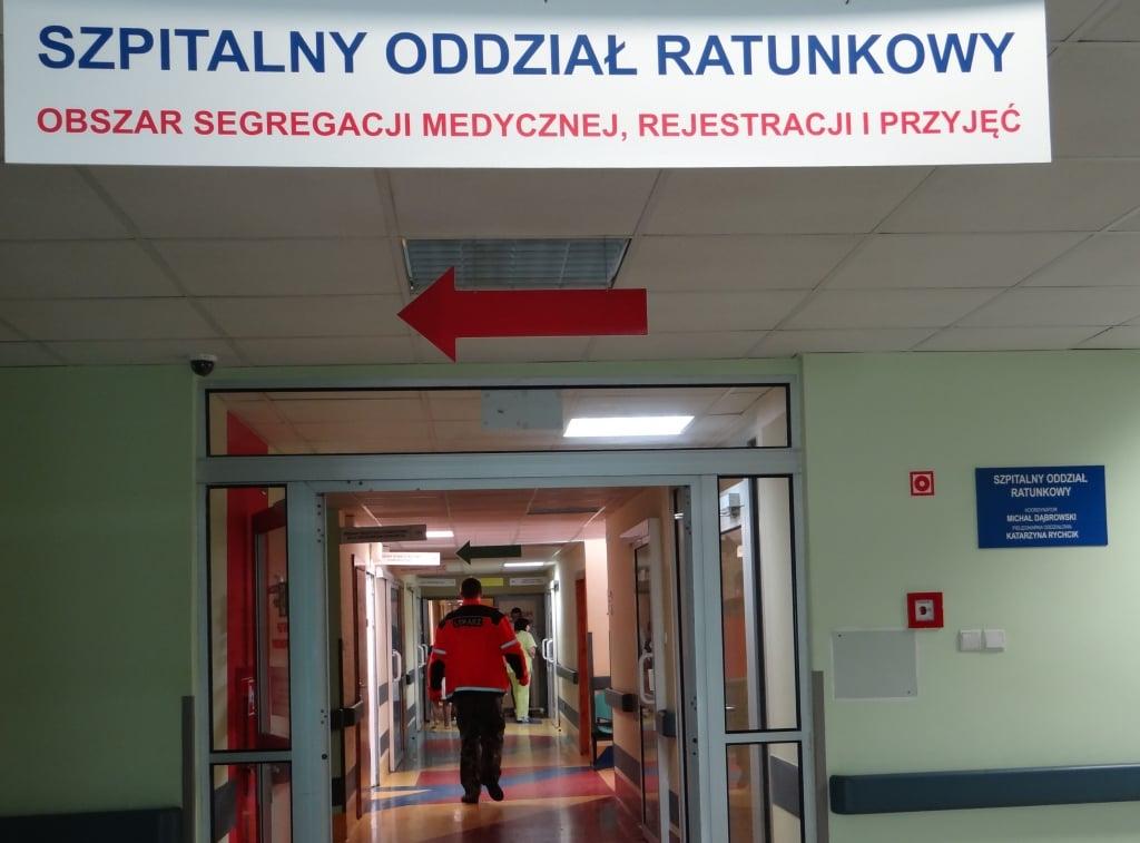 Elbląg: Ważna informacja dla pacjentów szpitala wojewódzkiego