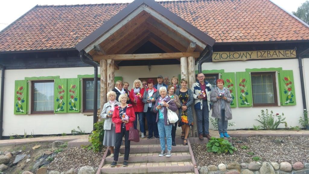 Olsztyn: Seniorzy zwiedzali Warmię i Mazury