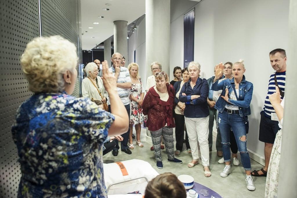 """Kultura: """"Gdynia – dzieło otwarte"""" dla osób z niepełnosprawnością"""