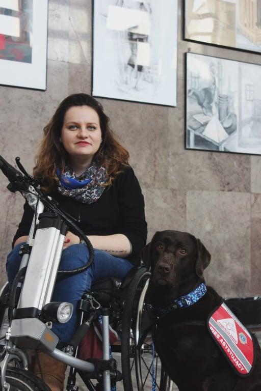 PasjONaci: Odczarowuję wizerunek osób z niepełnosprawnościami