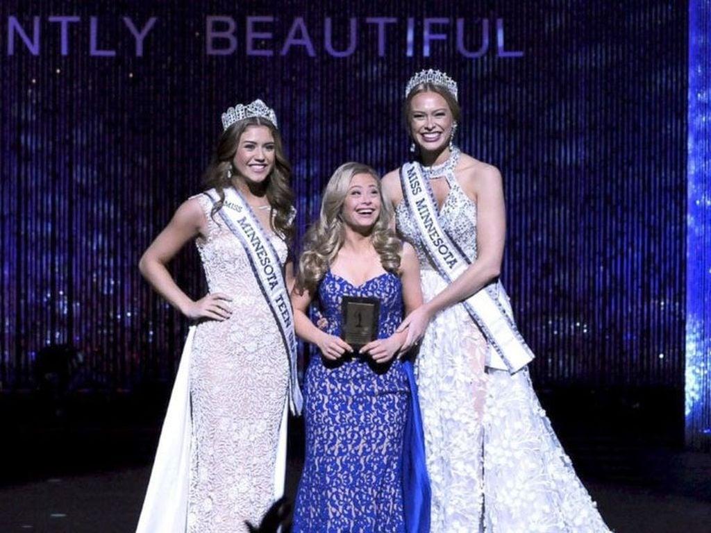 PasjONaci: Mikayla z Zespołem Downa zrobiła furorę na konkursie Miss USA