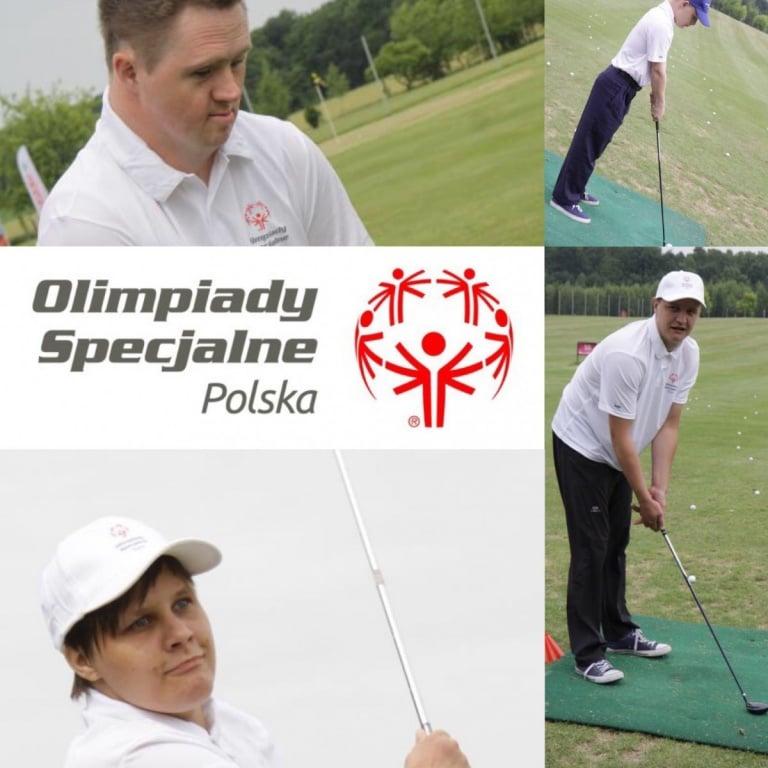 Sport: Golf także dla osób niepełnosprawnością intelektualną