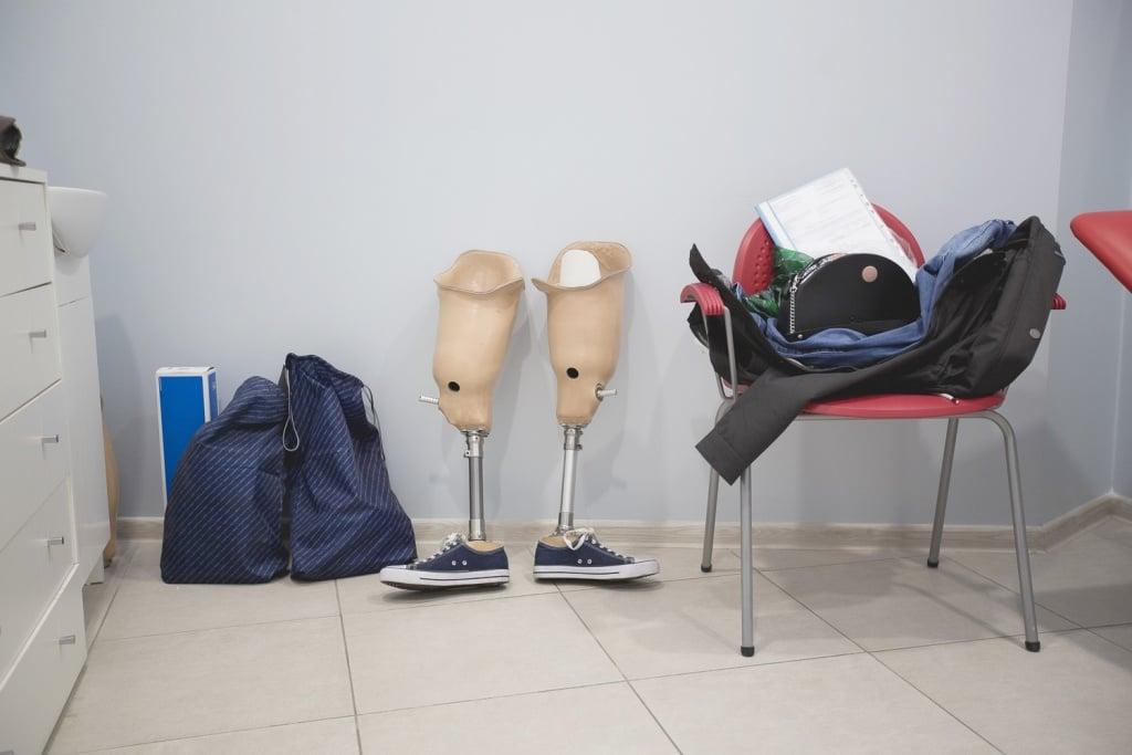 Zdrowie: Rehabilitacja nie tylko fizyczna, czyli jak (pomóc) poradzić sobie z amputacją