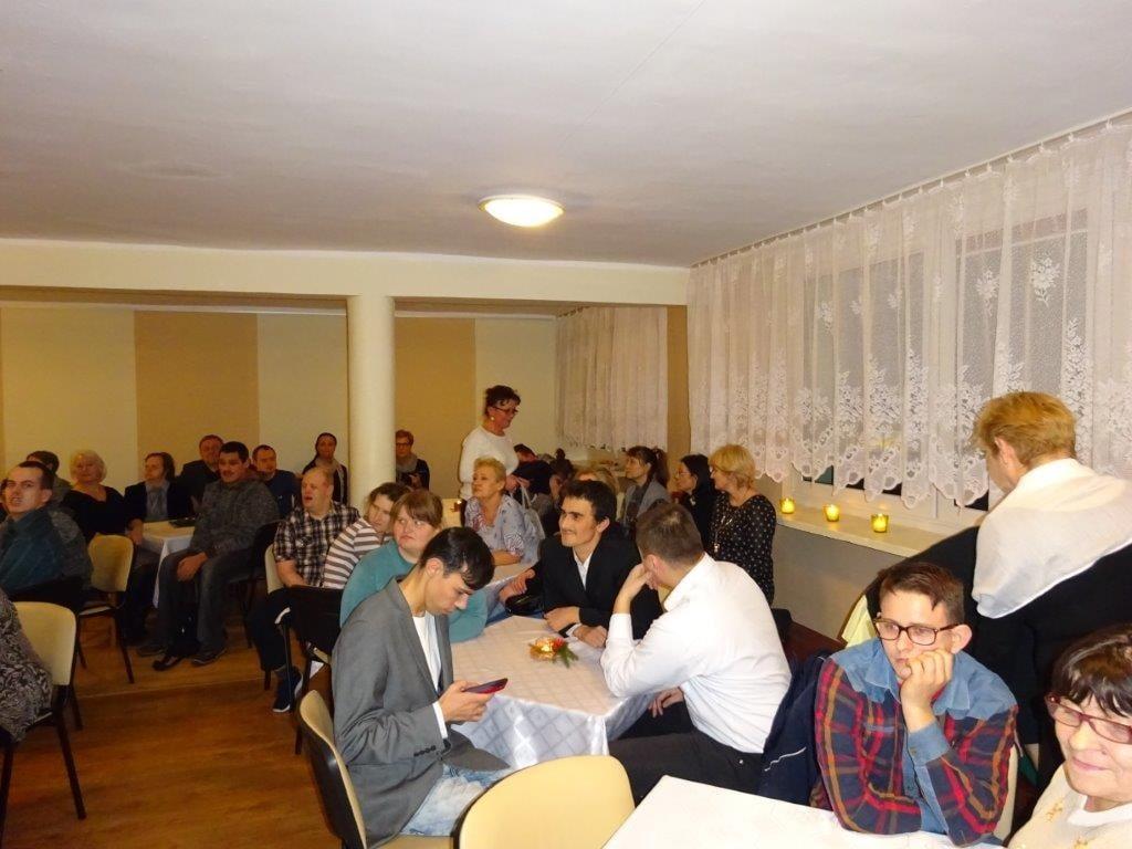 Olsztyn: Wspólne kolędowanie i rozmowy o pracy