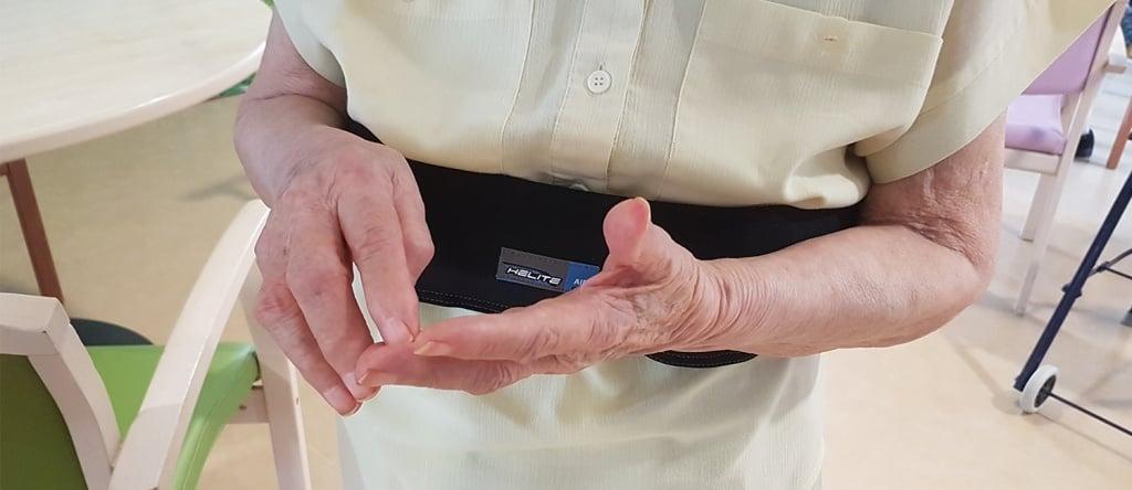 Pomocna technika: Hip'Safe pomoże osobom starszym