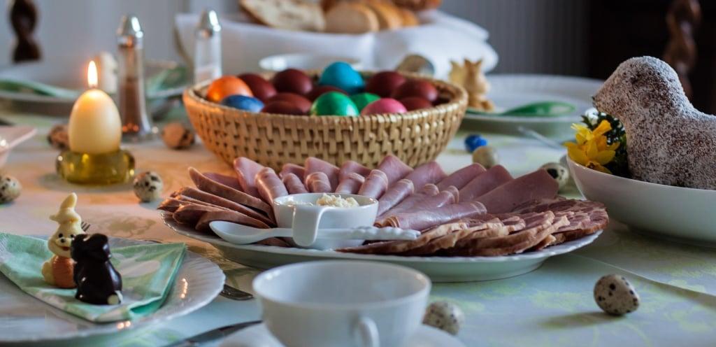 Region: Śniadanie wielkanocne dla gdańszczan
