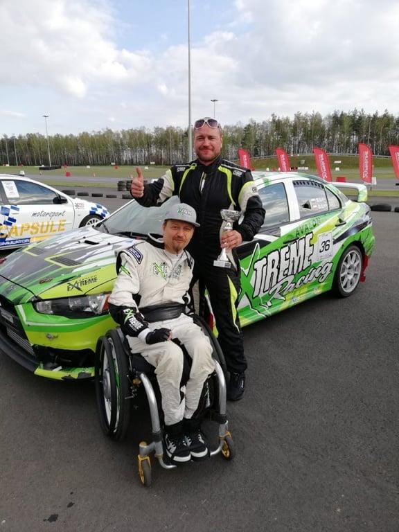 Sport: Sebastian Luty wygrywa pierwszą rundę Avalon Extreme Race Day Cup