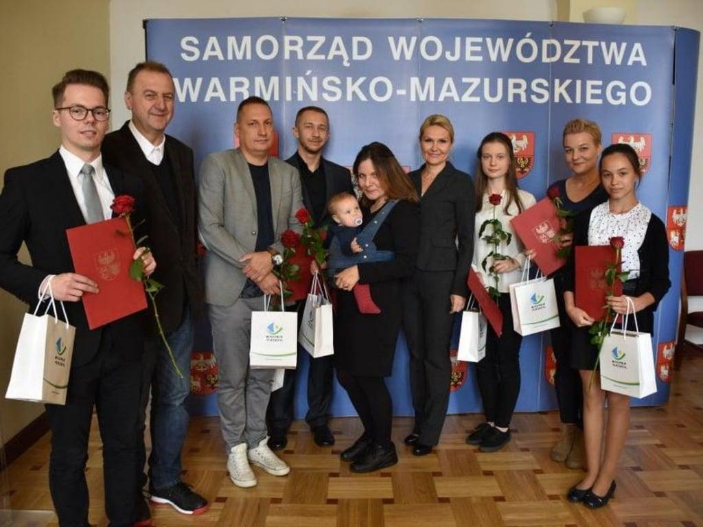 Region: Stypendia artystyczne 2018