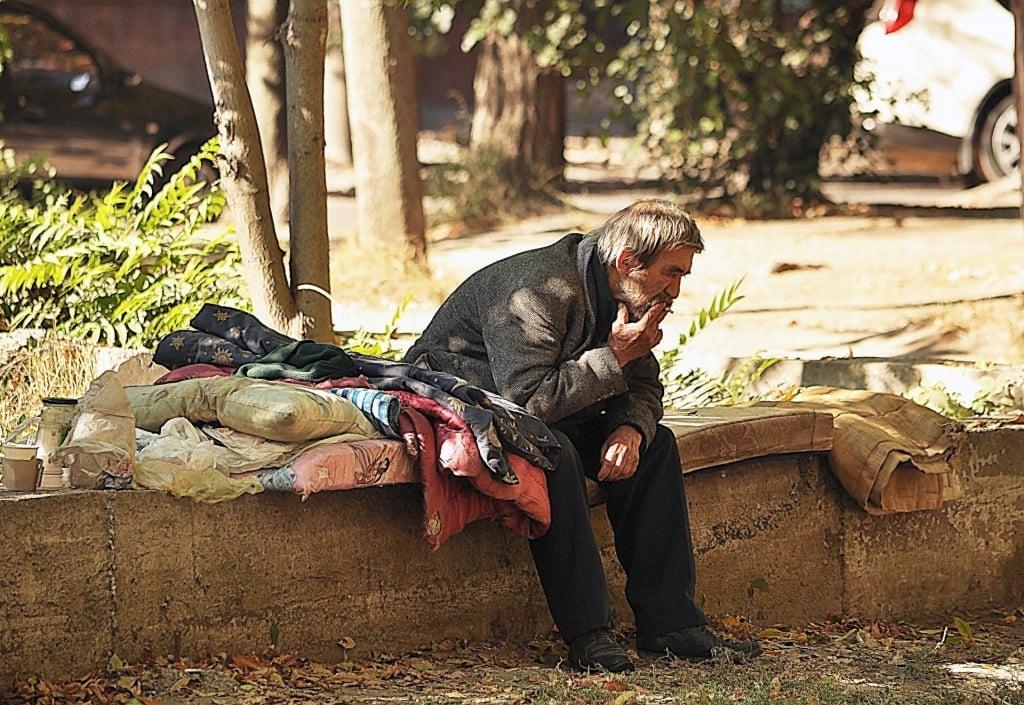 Refleksja o bezdomności