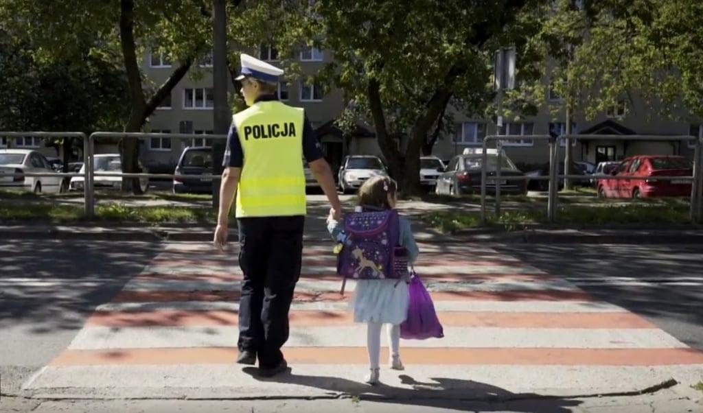 Elbląg: Bezpieczna droga do szkoły