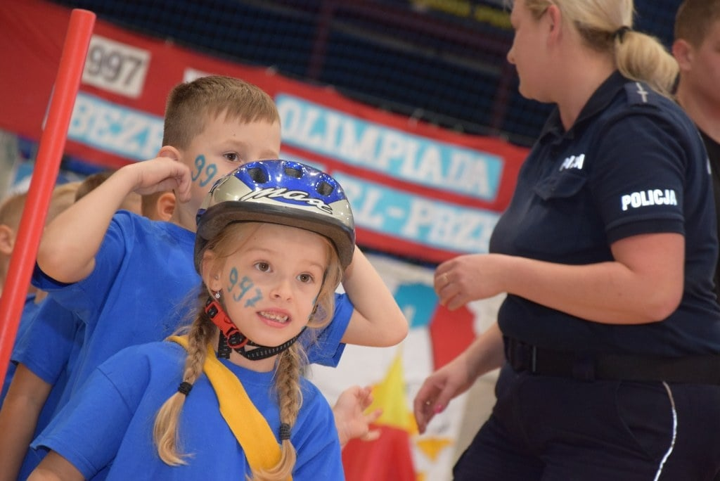 Elbląg: Olimpiada dla dzieci – Bezpieczny El–Przedszkolak