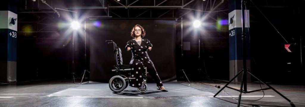 Społeczeństwo: Niepełnosprawne kobiety modelkami