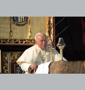 PAMIĘCI JANA PAWŁA II. W dziesiątą rocznicę pielgrzymki do Elbląga