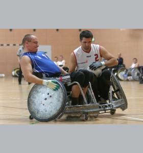 Rugby na wózkach – sport dla wytrwałych