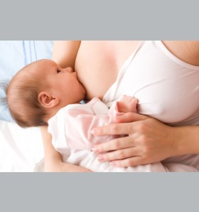 Podaruj dziecku to, co najlepsze - karm piersią!