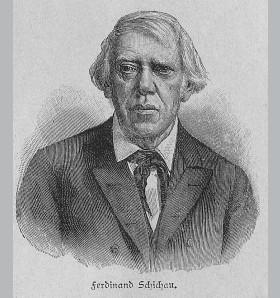 Gottlob Ferdynand Schichau faworytem w głosowaniu na patronów elbląskich tramwajów