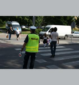 Bezpieczna droga do szkoły i nie tylko. Policyjne podsumowanie