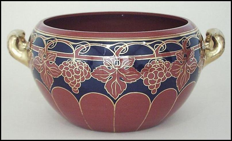 Ceramika Kadyńska w kawiarence Historycznej Clio