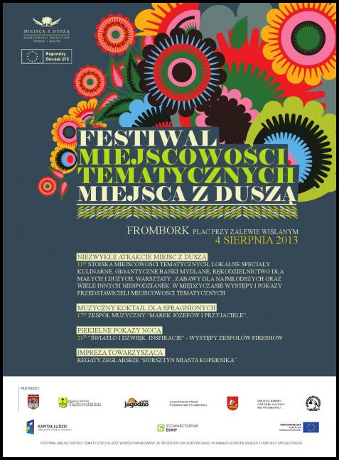 Festiwal sielskich atrakcji we Fromborku