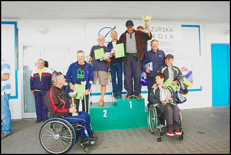 X Puchar Polski Żeglarzy Niepełnosprawnych