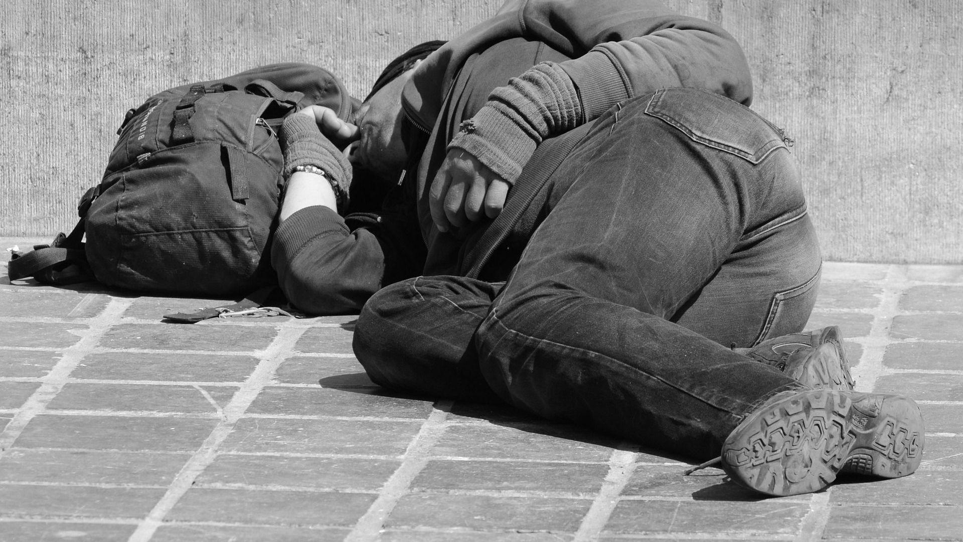 Gdańsk: Widząc osobę bezdomną – reaguj