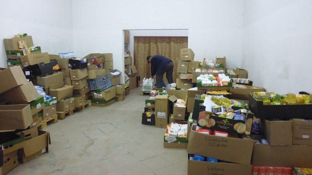 W Elblągu pobito rekord – zebrano 9,5 tony żywności