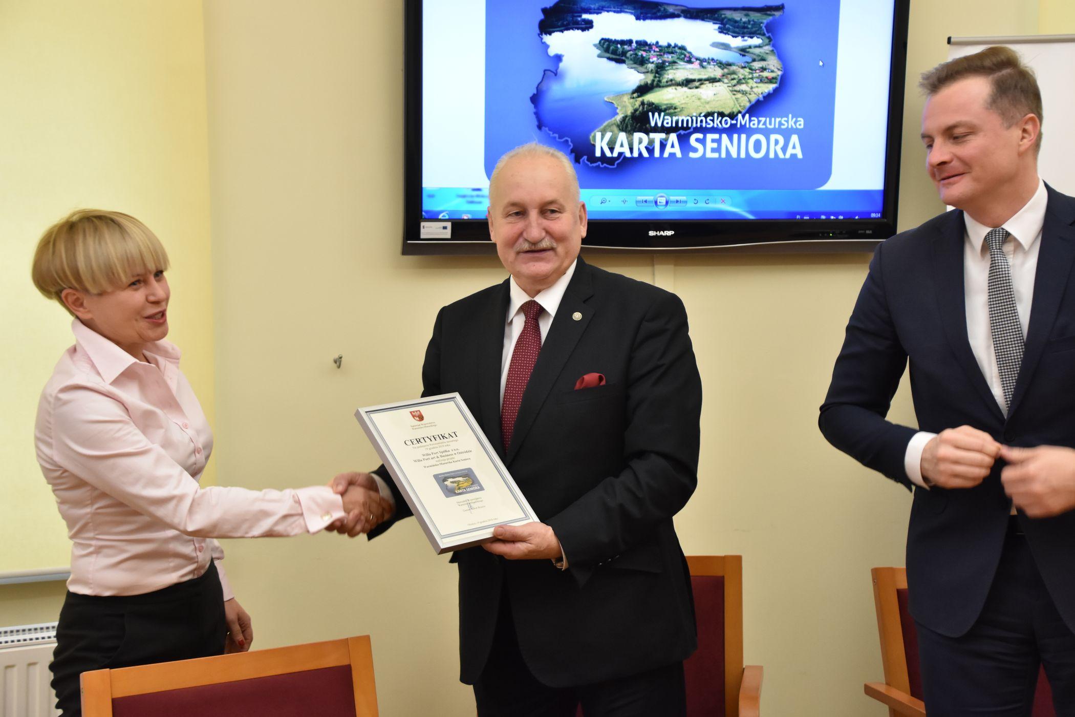Olsztyn: Nowe możliwości dla seniorów