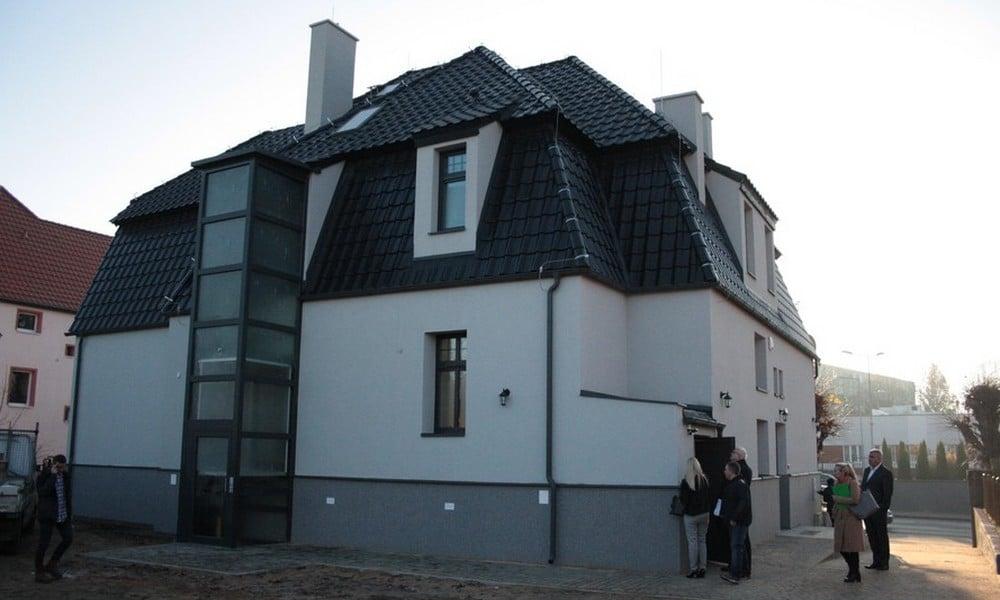 Nowa siedziba sępoleńskiego WTZ