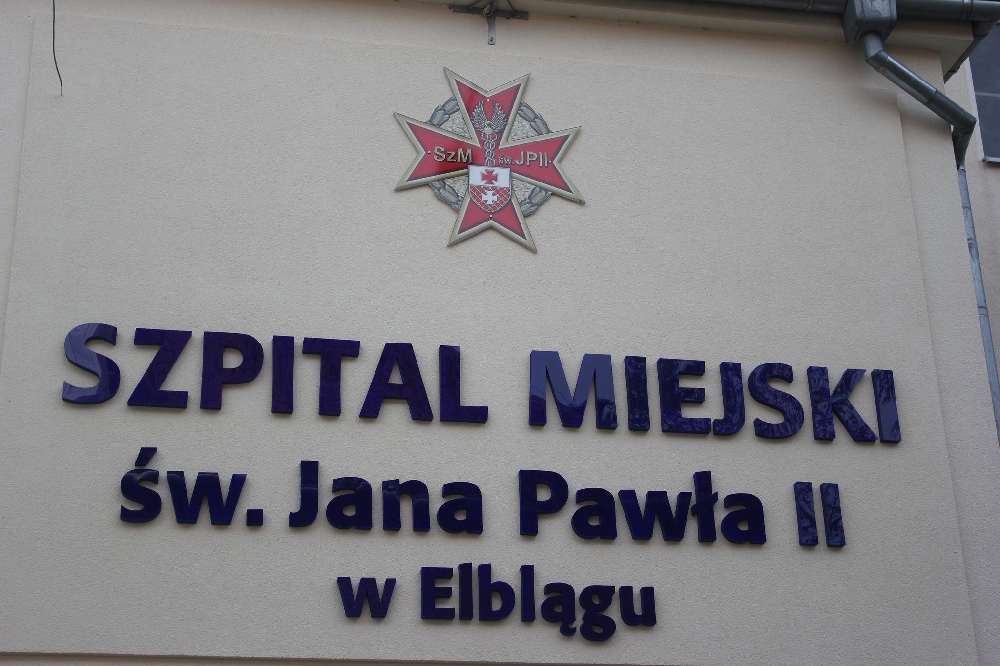 Weź udział w dyskusji o połączeniu oddziałów elbląskich szpitali