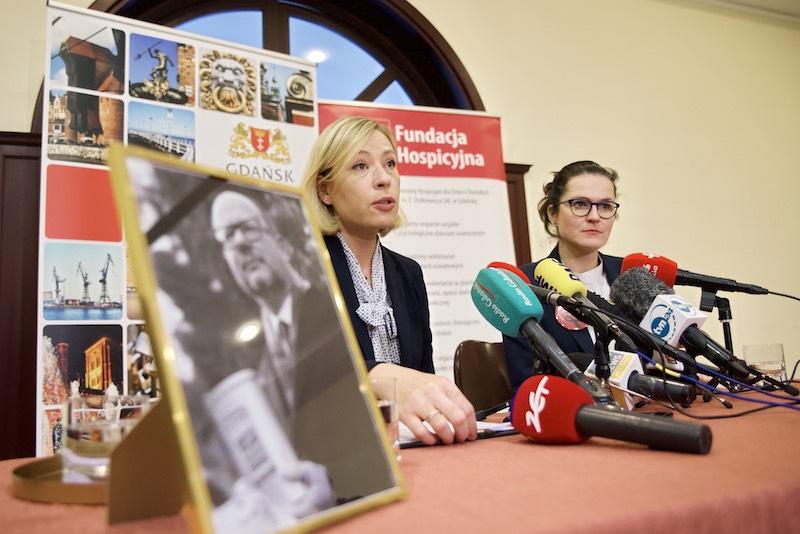 Niemal milion złotych dla gdańskiego hospicjum