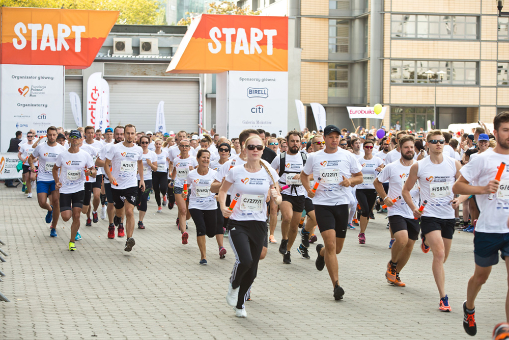 Pomoc dla osób po amputacji. Fundacja Poland Business Run czeka na wnioski beneficjentów