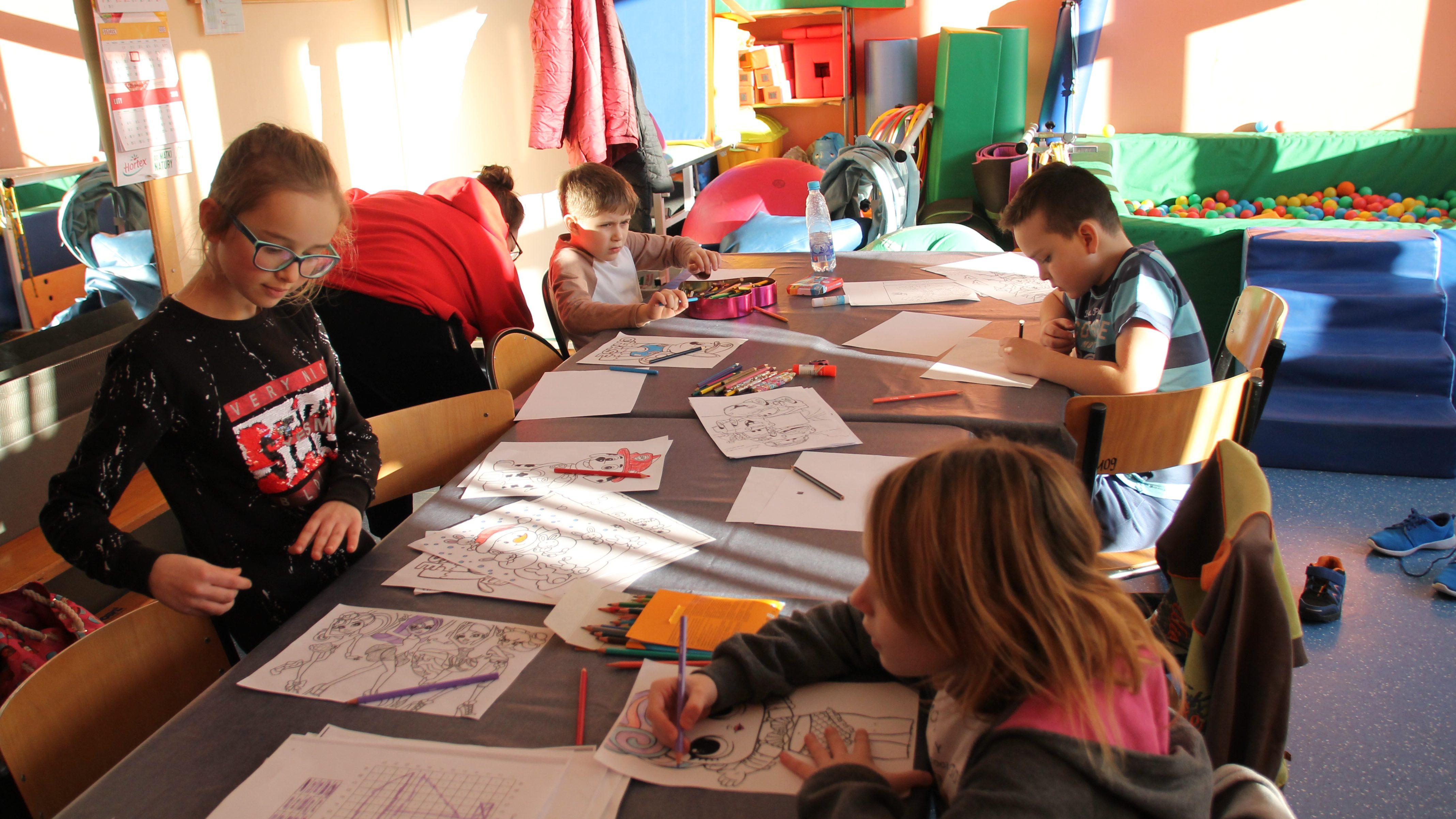 Półzimowiska w elbląskich szkołach