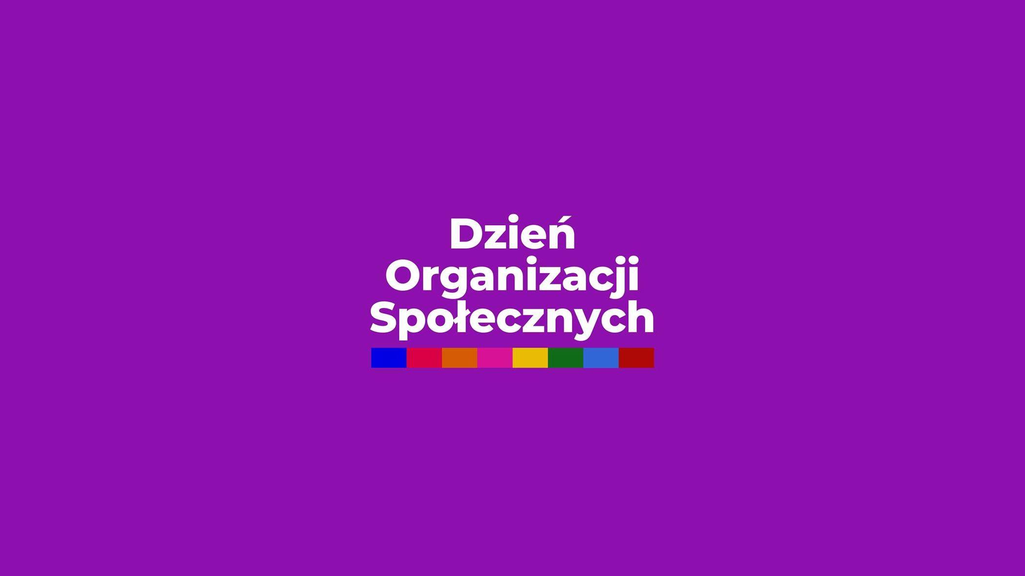 Organizacje społeczne mają moc
