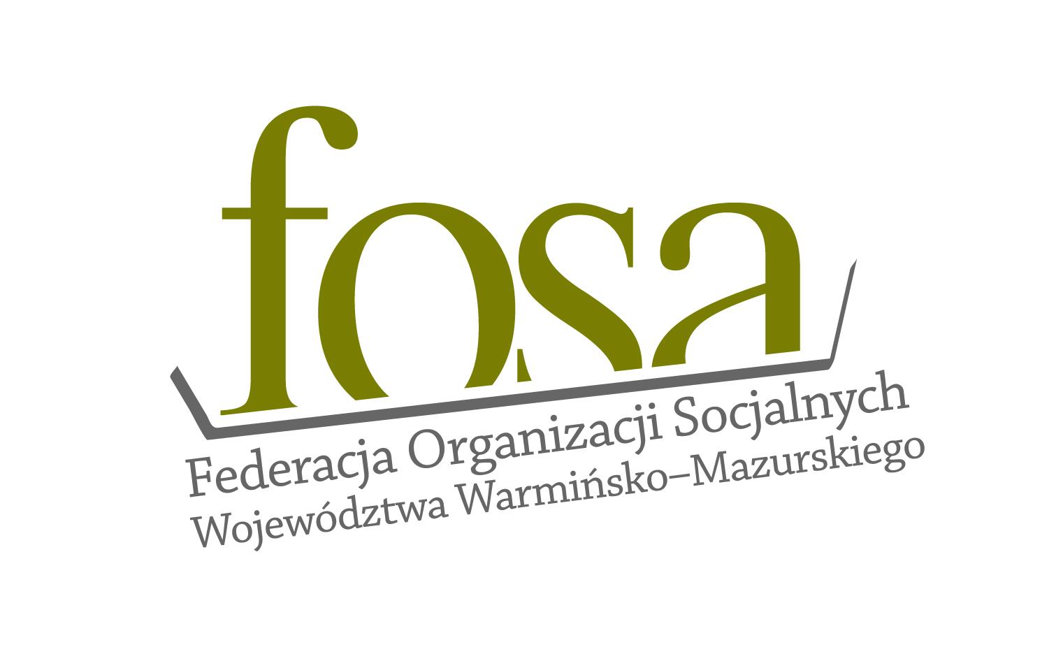 FOSa szuka najlepszych inicjatyw