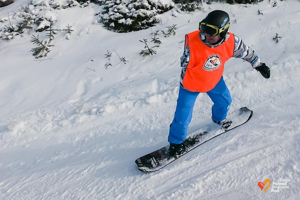 Aktywnie na snowboardzie - relacja z Adaptive Snow Camp 2019