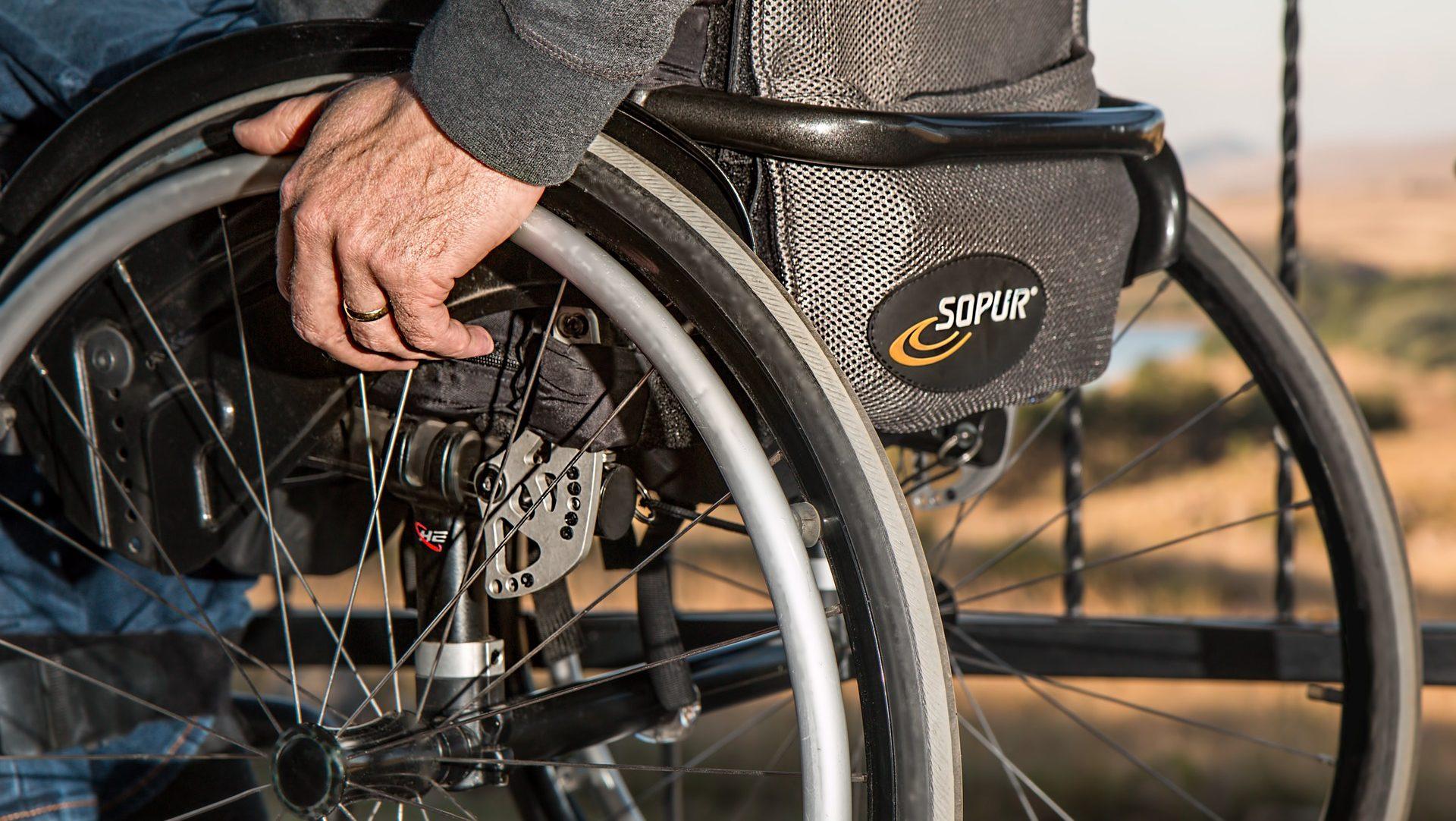 Transport wyborców niepełnosprawnych w dniu wyborów