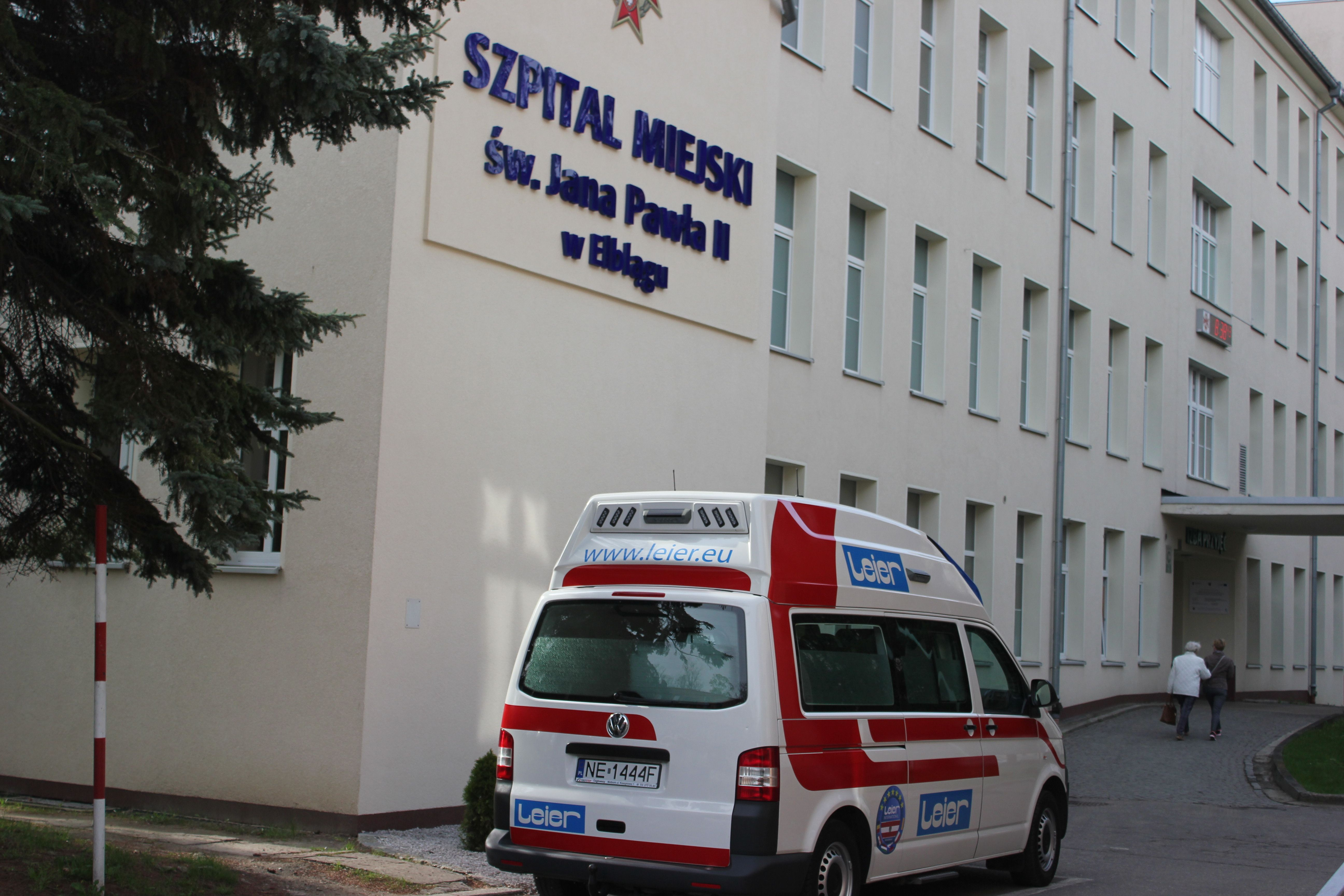 Dwa elbląskie szpitale na liście placówek, w których będą realizowane szczepienia przeciw COVID-19 w tzw. etapie zero
