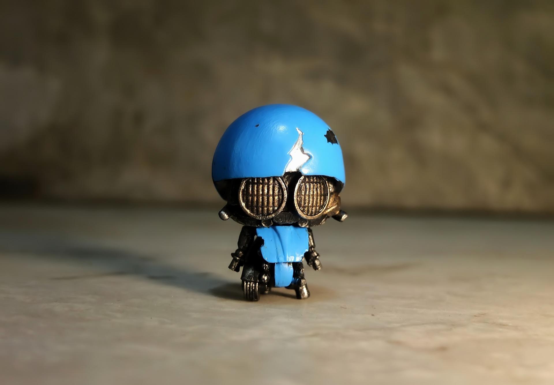 RoboSfera bez Barier
