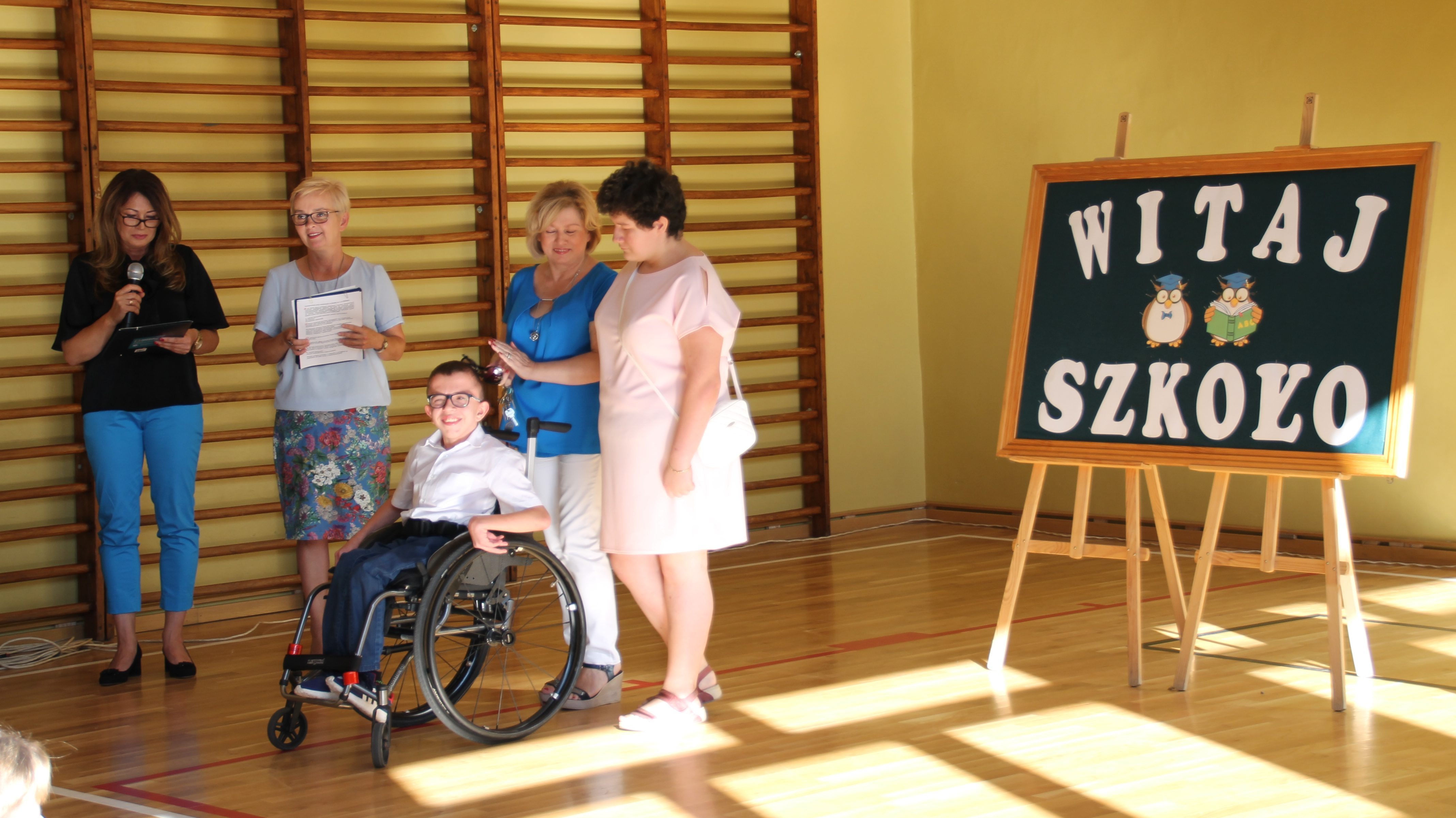 HFPC pyta Ministerstwo Edukacji Narodowej o sytuację uczniów z niepełnosprawnościami