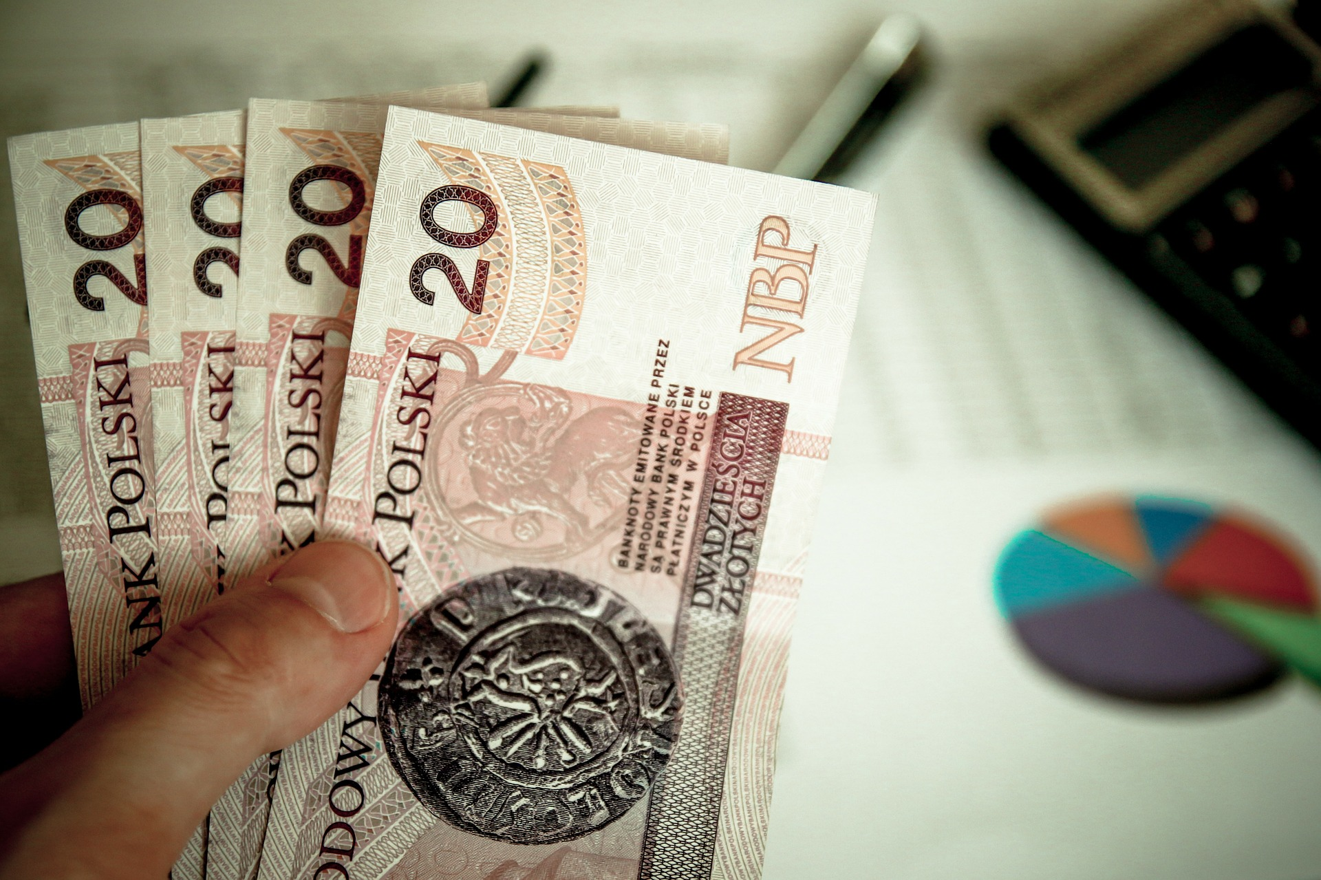 Najniższe i najwyższe emerytury na Warmii i Mazurach