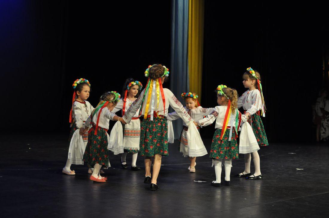 Kultura ukraińska okiem dzieci
