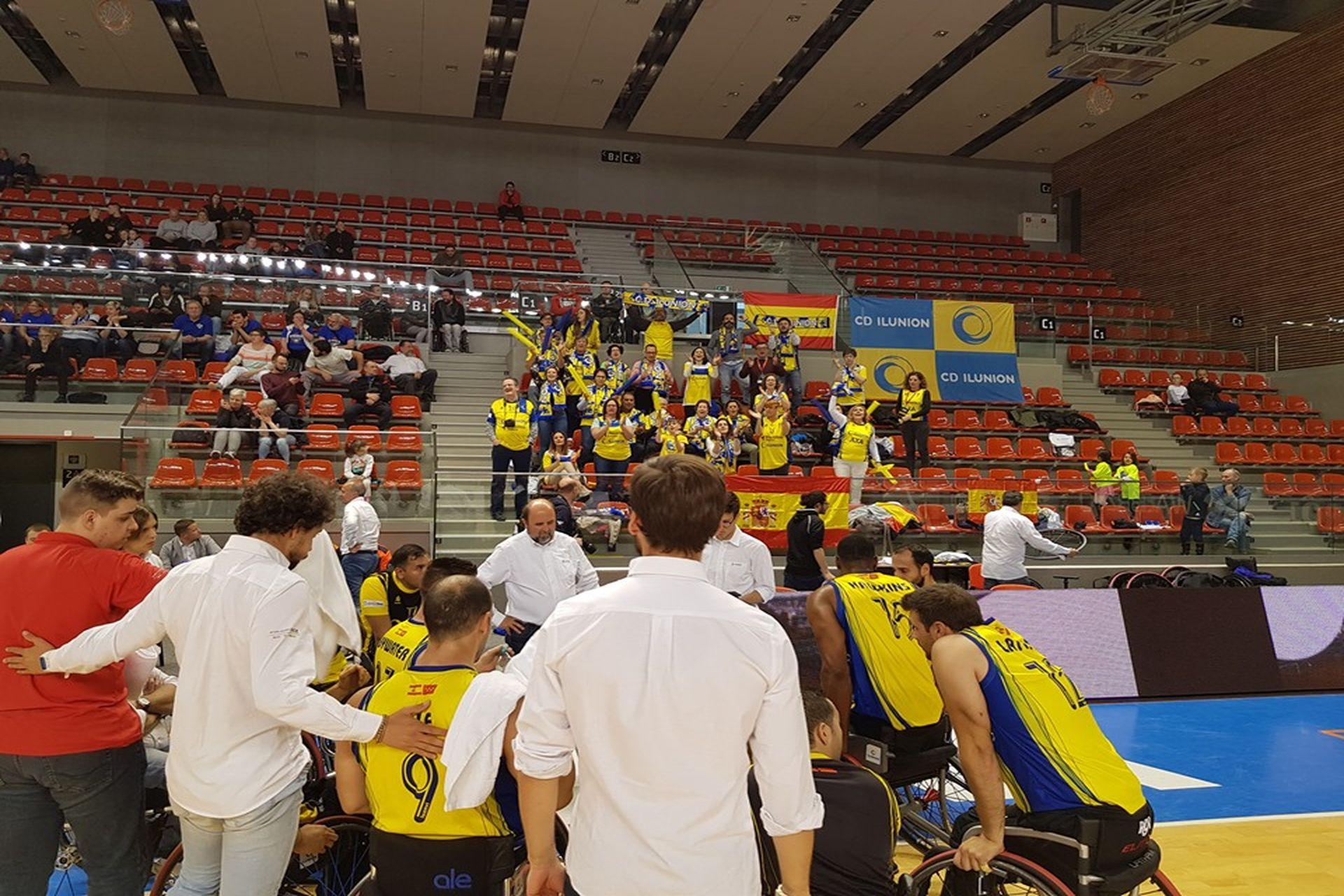 Thuringia Bulls wygrwa Ligę Mistrzów w koszykówce na wózkach
